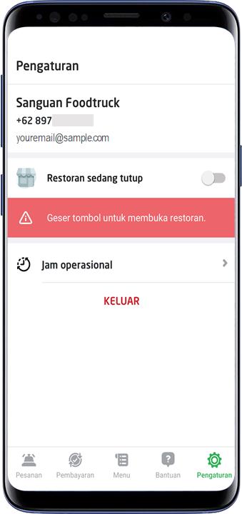 Faq Gobiz Kebijakan Go Jek Indonesia